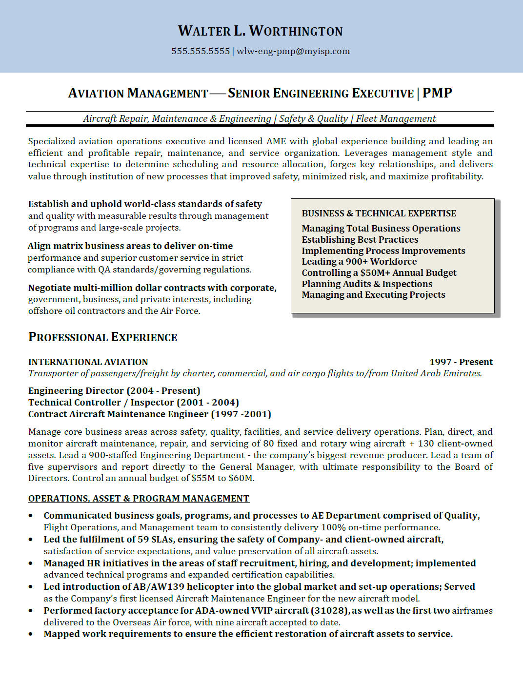 aviations-pmp